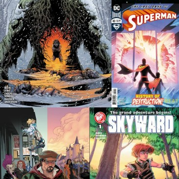 The Comic Source Podcast Episode 226 – New Comics Wednesday February 7th, 2018