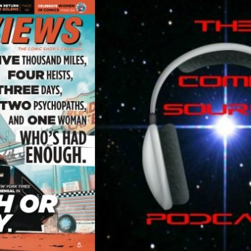 The Comic Source Podcast Episode 255 – Future Picks for May 2018