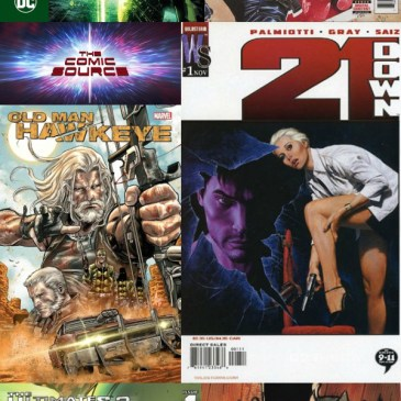 The Comic Source Podcast Episode 283 – 9 Panel Grid: Recommended Reading