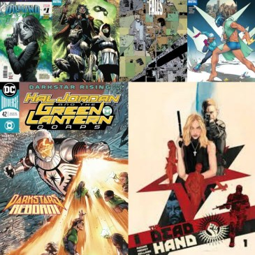 The Comic Source Podcast Episode 284 – New Comic Wednesday April 11, 2018