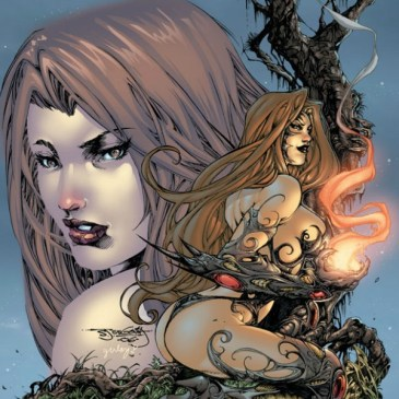 The Comic Source Podcast Episode 285 – Top Cow Thursday – Chronology 55 Witchblade: Shades of Gray #3