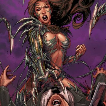 The Comic Source Podcast Episode 305 – Top Cow Chronology 56 Witchblade Shades of Gray #4