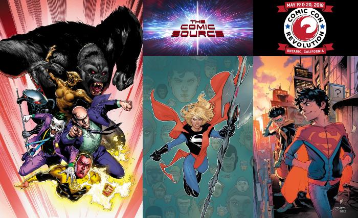 The Comic Source Podcast Episode 326 – Comic Talk