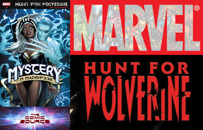 The Comic Source Podcast Episode 388 – Hunt for Wolverine Spotlight: Mystery in Madripoor #2