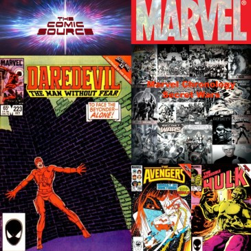 The Comic Source Podcast Episode 394 – Marvel Chronology: Secret Wars II #3 Crossovers