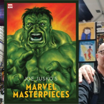 The Comic Source Podcast Episode 441- San Diego Sound Bytes 2018: Joe Jusko