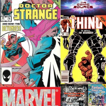 The Comic Source Podcast Episode 446 – Marvel Chronology: Secret Wars II #6 Tie-Ins