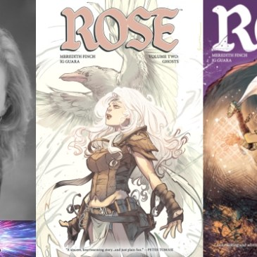 The Comic Source Podcast episode 464 – Spotlight on Rose with Meredith Finch
