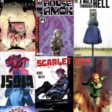 The Comic Source Podcast episode 480 – New Comic Wednesday August 29, 2018
