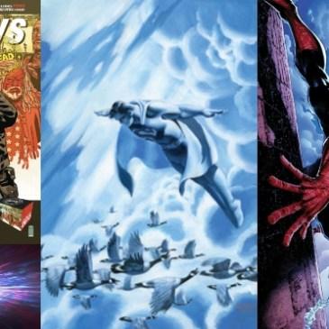 The Comic Source Podcast Episode 482 – Future Picks