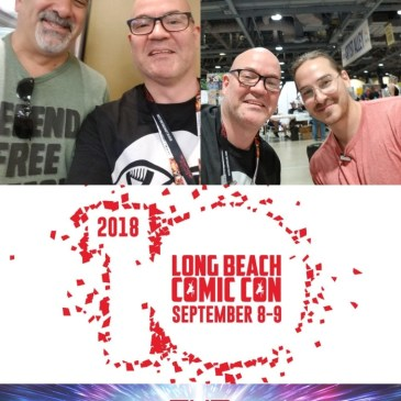 The Comic Source Podcast Episode 503 – Long Beach Comic Con Wrap Up