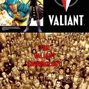 The Comic Source Podcast Episode 505 – Valiant Sunday: Chronology – X-O Manowar #7
