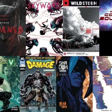 The Comic Source Podcast Episode 510 – New Comic Wednesday September 19, 2018