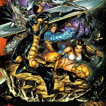 The Comic Source Podcast Episode 511 – Top Cow Thursday: Chronology 61 – Weapon Zero/Silver Surfer #1