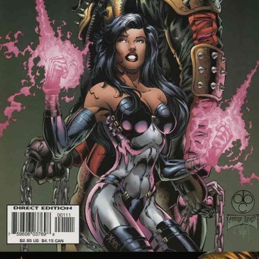 The Comic Source Podcast Episode 520 – Top Cow Thursday: Chronology 62 – Cyblade/Ghost Rider