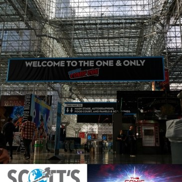 The Comic Source Podcast Episode 530 – NYCC 2018 Initial Impressions & Scott's Collectibles