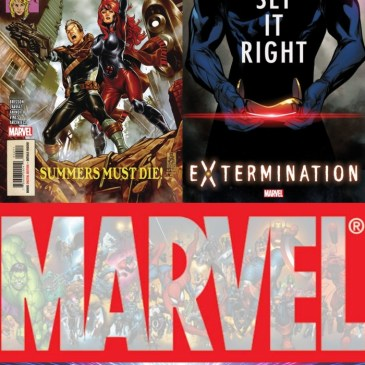 The Comic Source Podcast Episode 592 – Extermination #4 Spotlight