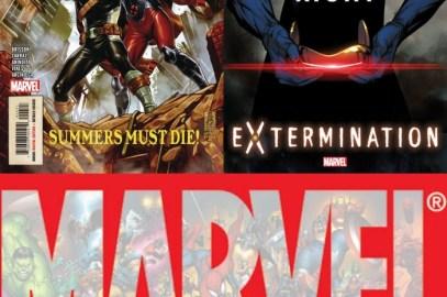 The Comic Source Podcast Episode 592 – Extermination #4 Spotlight
