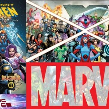 The Comic Source Podcast Episode 602 – Uncanny X-Men #1 Spotlight