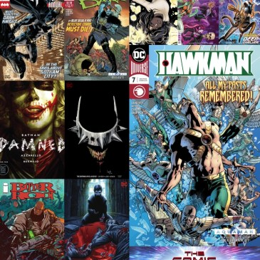 The Comic Source Podcast Episode 631 – New Comic Wednesday December 12, 2018