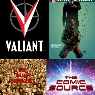 The Comic Source Episode 655 – Valiant Sunday: Chronology – Harbinger #5