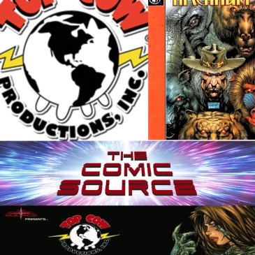 Top Cow Thursday – Chronology 72 – Arcanum 1/2: The Comic Source Podcast Episode #662