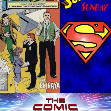 Superman Sunday – World of Metropolis #1 Spotlight: The Comic Source Podcast Episode #677