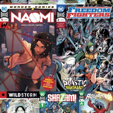 New Comic Wednesday January 23, 2018: The Comic Source Podcast Episode #692