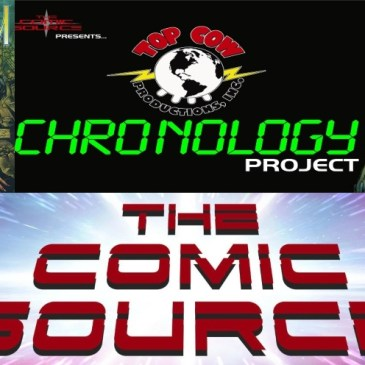 Arcanum #3 Top Cow Chronology Project: The Comic Source Podcast Episode #693