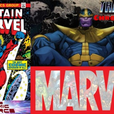 Marvel Chronology – Thanos Reading Order: Captain Marvel #29: The Comic Source Podcast Episode #705
