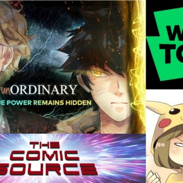 Webtoon Wednesday – unOrdinary with Uru-Chan: the Comic Source Podcast Episode #722