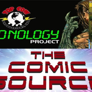 Arcanum #5 Top Cow Chronology Project: The Comic Source Podcast Episode #733
