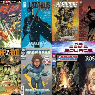 New Comic Wednesday – February 27, 2019: The Comic Source Podcast Episode #741