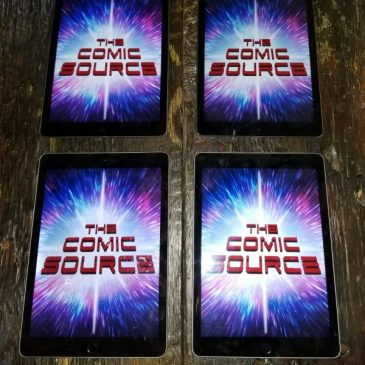 iPad Giveaway at WonderCon 2019 brought to you by The Comic Source