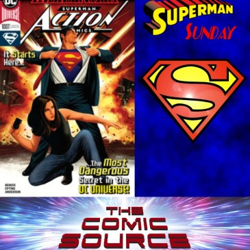 Superman Sunday – Action Comics #1007: The Comic Source Podcast Episode #727