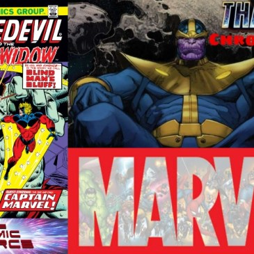 Marvel Chronology – Thanos Reading Order Daredevil #107: The Comic Source Podcast Episode #755