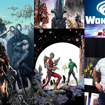 Liam Sharp Spotlight from WonderCon: The Comic Source Podcast Episode #800