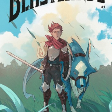 Beastlands Kickstarter Spotlight with Curtis Clow: The Comic Source Podcast Episode #801
