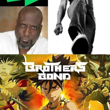 Webtoon Wednesday – Brothers Bond with Ryan Benjamin and Kevin Grevioux: The Comic Source Podcast Episode #805