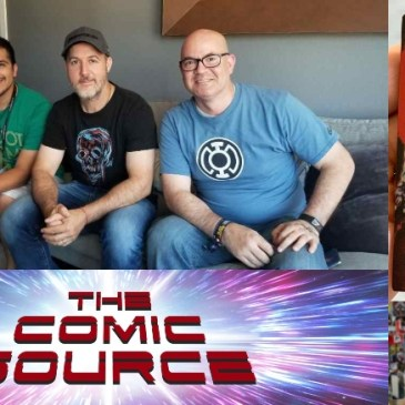 San Diego Sound Bytes with Bloodshot Director Dave Wilson: The Comic Source Podcast