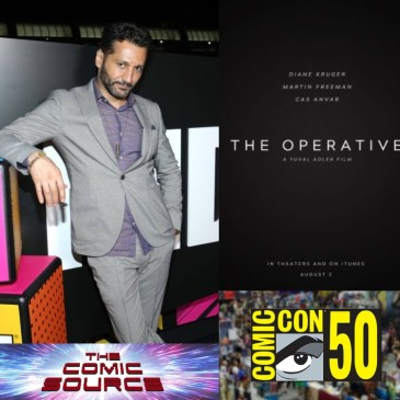 San Diego Sound Bytes with Cas Anvar: The Comic Source Podcast