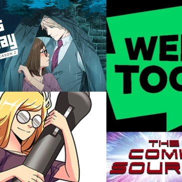 "WEBTOON Wednesday – Let's Play Season Two with Leeanne ""Mongie"" Krecic: The Comic Source Podcast Episode #1008"