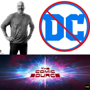 Dan Didio Leaves DC – Spotlight Friday Source Words Special: The Comic Source Podcast Episode #1229