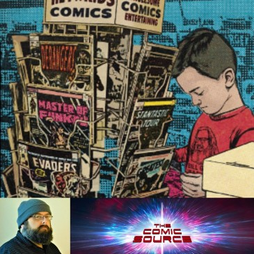 Comics & Quarantine – How Can the Comic Book Industry Survive the Covid-19 Crisis  With Chris Arrant  The Comic Source Podcast  Episode #1304