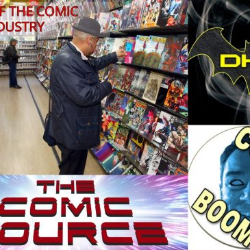 State of the Comic Book Industry June 2020: The Comic Source Podcast