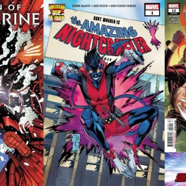 Uncanny X-Men #12, Age of X-Man-The Amazing Nightcrawler #1 & Return of Wolverine #5: The Comic Source Podcast