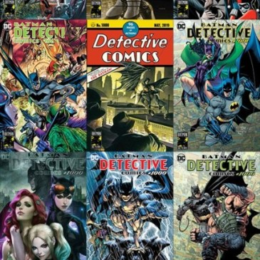 Detective Comics #1000 – Spotlight Friday: The Comic Source Podcast Episode #785