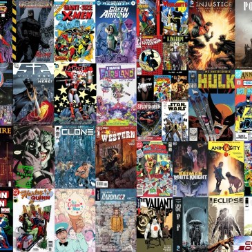 30 Must-Read Comics for Quarantine – The Comic Source Podcast
