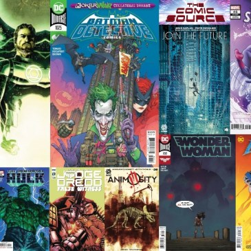 New Comics Wednesday August 12, 2020: The Comic Source Podcast