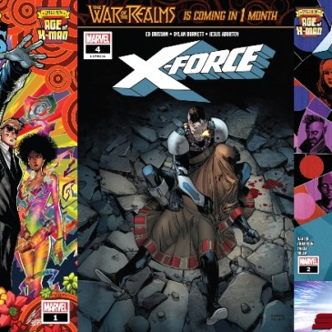 Apocalypse & the X-Tracts #1, X-Force #4 & Marvelous X-Men #2 – X-Tuesday: The Comic Source Podcast